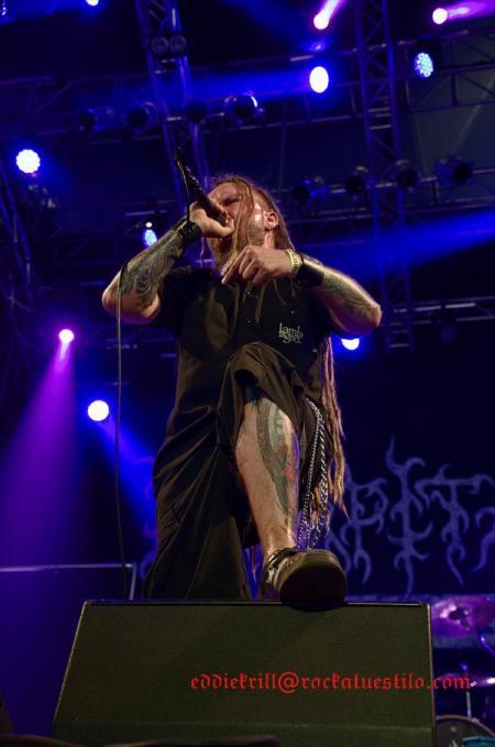 La banda de Death Metal Tecnico oriunda de Polonia, Decap...