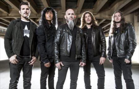 """La nueva canción de Anthrax denominada, """"Brea..."""