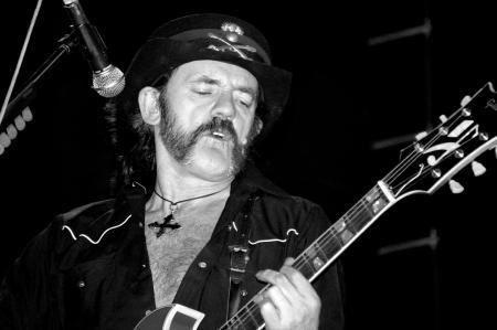 Lemmy celebró su cumpleaños en el 24 de dic...