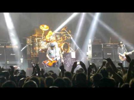 Ahora que el guitarrista de Motörhead se encuentra f...